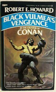 BLACK VULMEA'S VENGEANCE by Robert E Howard (1979) Berkley paperback