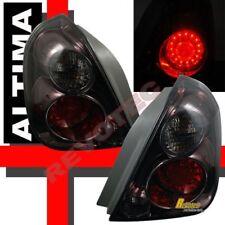 Smoke LED Tail Lights For 2002-2006 Nissan Altima 03 04 05 RH & LH