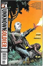 Unknown Soldier #1 (Dec 2008, DC) NM/MT VERTIGO