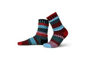 Mismatched Recycled Cotton Socks Mars