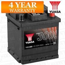 Car Battery YBX3202 Calcium Black Case SMF & SOCI 12V 360CCA 40Ah T1 by Yuasa