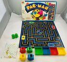1982 Pac-man Board Game Milton Bradley Green Complete Good Cond FREE SHIP