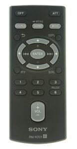 Sony RM-X201 Car/Marine Audio System Remote Control BRAND NEW Free USA SHIPPING