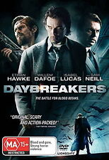 Daybreakers - Horror / Action - Ethan Hawke, Willem Dafoe, Sam Neill - NEW DVD