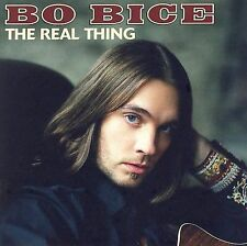 FREE US SHIP. on ANY 2 CDs! NEW CD Bo Bice: The Real Thing