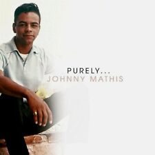 Purely ~ Johnny Mathis  NEW AND SEALED 2CD EARLY YEARS BEST OF / HITS 46 SONGS