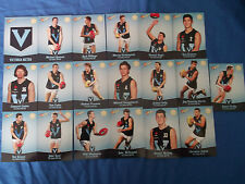2013 SELECT FUTURE FORCE CARDS U/18 CHAMPIONSHIPS VICTORIA METRO SET (19)