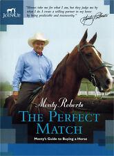 Perfect Match by Monty Roberts DVD BRAND NEW