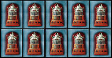 10-STANLEY CUP CONN SMYTHE TROPHY STICKERS-1982 TOPPS # 2-MVP OF THE STANLEY CUP