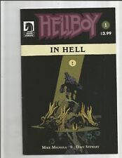 Hellboy In Hell 1 (2012) Excellent Copy!