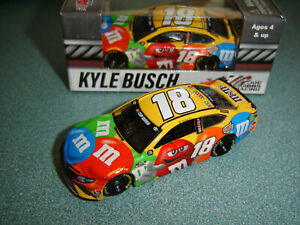 2020 KYLE BUSCH #18 M&M'S ALL-STAR TOYOTA 1/64 IN STOCK