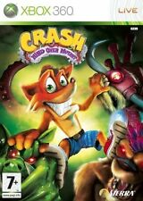 Microsoft XBOX 360 Spiel * Crash Bandicoot 7 Herrscher der Mutanten *****NEU*NEW