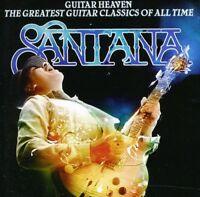Santana - Guitar Heaven: The Greatest Guitar Class [New CD] France - I