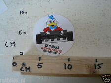 STICKER,DECAL YAMAHA KEYBOARDS PORTASOUND PORTATONE