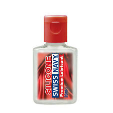 Swiss Navy lubricante silicona 20ml