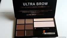 makeup revolution ultra brow palette  BROWS PALETTE BROW KIT WITH TWEEZERS