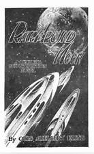 OAK LEAVES #3 - 1971 Otis Adelbert Kline pulp fanzine - RACE AROUND THE MOON
