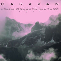 "Caravan : In the Land of Grey and Pink VINYL 12"" Album (2019) ***NEW***"