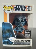 Star Wars Funko Pop -Darth Vader (Concept Series) -Galactic Convention - No. 389