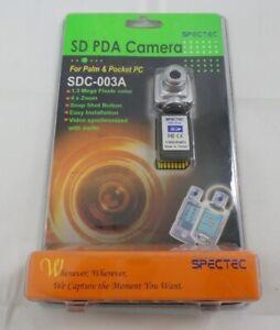 Spectec 1.3 Mega Pixel SD SDIO Camera for Pocket PC/Palm (SDC-003A)