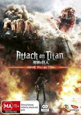 Attack on TITAN Movie Collection DVD R4