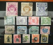 North Borneo 1894 Full Set + $25 Rev  USED