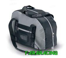 Borsa portacaschi Nero Grigio in poliammide 420x290x270mm SPARCO 00112nrgr