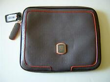 GUESS IPAD TABLET TECH CASE SLEEVE*PADDED*TAUPE*BEIGE*ORANGE*NW