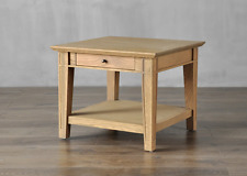 Gilruth French Provincial Solid Timber American Oak Side Table