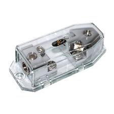 Stinger SPD5120 Pro Fused Distribution Block AGU Style 4 Gauge IN /& 8 Ga OUT