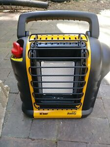 Brand New Mr. Heater Tough Buddy Portable Indoor Radiant Double Propane Heater