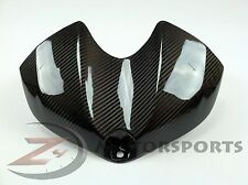 2008-2016 Yamaha R6 Gas Tank Air Box Front Cowl Cover Fairing 100% Carbon Fiber