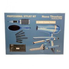 BaByliss Pro Professional Nano Titanium Professional Stylist Tool Caddy Kit
