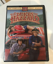 The Dukes of Hazzard The Complete First Season (DVD 3-Disc Set) Brand New Sealed