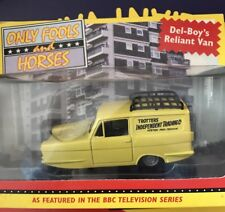 BBC TV DEL BOY'S RELIANT VAN ONLY FOOLS AND HORSES LLEDO FROM 1990 BRAND NEW