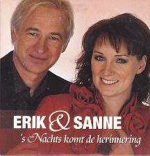 Erik&Sanne-S Nachts Komt De Herinnering cd single