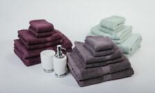 """7 Pieces """"MILDTOUCH"""" 100% Combed Cotton Bath Towel Set $37 or Bath Sheet Set $47"""