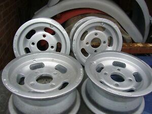 4 Cobra 10 inch Alloy Mini Wheels