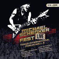 FEST  LIVE TOKYO INTERNATIONA - SCHENKER MICHAEL [CD]