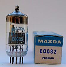 Mazda Foreign 12AU7 ECC82 Valve/Tube (V39)