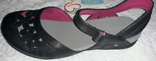 NEW women shoes Bare Traps Black   MARY JANE Slingback Sandals size 10 M