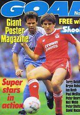 Goal Football Sports Magazines