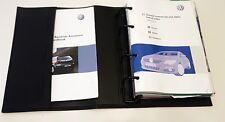 Genuine VW Passat CC - HANDBOOK Owners - MANUAL  WALLET 2008–2012 Diesel Petrol