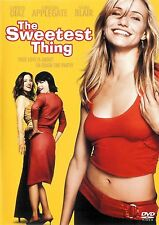 The Sweetest Thing ~ Cameron Diaz Christina Applegate ~ DVD ~ FREE Shipping USA