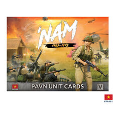 Flames of War - Vietnam: PAVN Forces in Vietnam Unit Cards VPA901