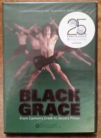 BLACK GRACE From Cannons Creek to Jacobs Pillow DVD NEW Maori Dance Zealand RARE