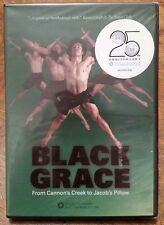 BLACK GRACE: From Cannon's Creek to Jacob's Pillow (DVD) NEW Maori Dance Zealand