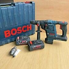 Bosch GBH 36 VF-LI Plus 36v SDS+ Rotary Hammer + 2x 2.6Ah Battery + CASE