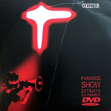DVD PROMO INDOCHINE PARADIZE SHOW EXTRAITS LIVE RARE COLLECTOR 2004