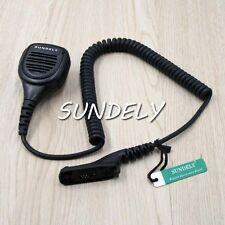 Duty Heavy Hand/Shoulder Mic Speaker For Motorola Radio XPR6500 XPR6500 XPR6550